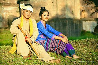 Ahom people Indian ethnic group from Assam