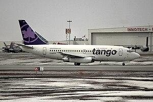 Air Canada Tango - Boeing 737-200