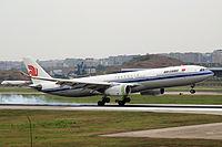 B-6503 - A333 - Air China
