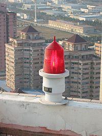 Aircraft Warning Lights Wikipedia