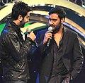 Ajay Devgn and Ranbir Kapoor.jpg