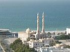Meczet Ajman Corniche.  - panoramio.jpg