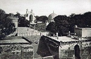 Ajmer Sharif Dargah - Dargah Sharif, Ajmer, 1893