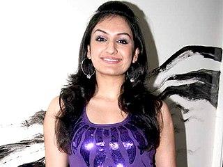 Akriti Kakar Indian singer
