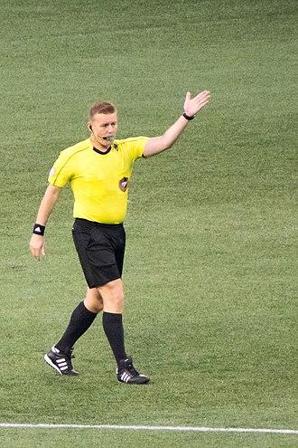Alan Kelly (referee) - Image: Alan Kelly