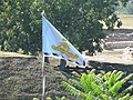 Alba Carolina Fortress 2011 - Flag.jpg
