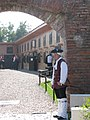 Alba Carolina Fortress 2011 - Guard-2.jpg