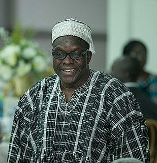 Alban Bagbin Ghanaian politician