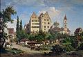 Albert Emil Kirchner, Schloss und Stadt Aulendorf (1860) - cropped2.jpg