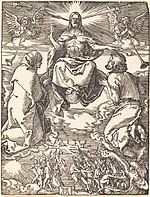 Albrecht Dürer, The Last Judgment, probably c. 1509-1510, NGA 6786.jpg