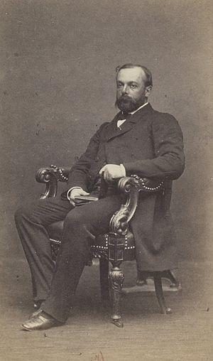 Aldebert de Chambrun (1821-1899) - Image: Album des députés au Corps législatif entre 1852 1857 Chambrun