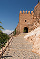 Alcazaba, main entrance, Almeria, Spain.jpg