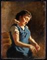 Alcide Davide Campestrini – Ritratto della madre.tiff
