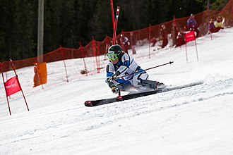 Aleksander Aamodt Kilde - Giant slalom at Trysil in March 2011