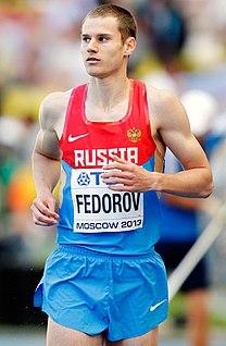 Aleksey Fyodorov (triple jumper) Russian triple jumper