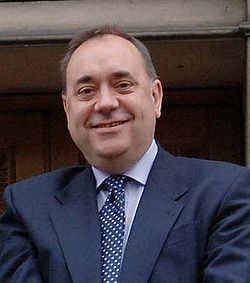 File photo of Alex Salmond