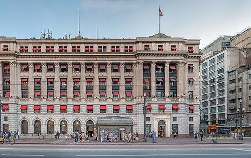 Здание Александра Маккензи[pt] в Сан-Паулу