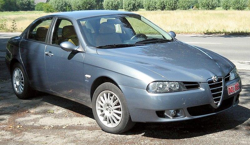 Alfa romeo 156 24 jtd wikipedia
