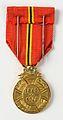 Alfons De Ceulaerde met 8 jaar legerdienst., item 1.jpg