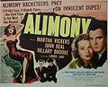 Alimony (1949) poster.jpg