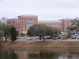 University of South Alabama - The Covey College of Allied Health and College of Nursing