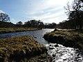 Allt Leitir nan Caille joins the River Helmsdale - geograph.org.uk - 1192784.jpg