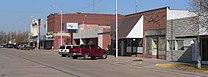 Alma, Nebraska Main Street face NW 1.JPG