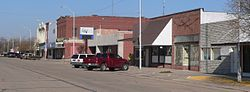 Downtown Alma: Main Street