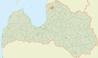 Aloja Parish parish of Latvia in Aloja Municipality