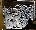Altenburg Mittelalterliches Kloster - Goldener Ofen 5 Sündenfall.jpg