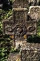 Alter Friedhof an der Westseite der Kirche in Gelsdorf (85) (HDR).jpg
