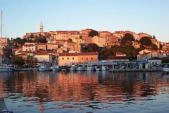Vrsar - Vrsar old harbor