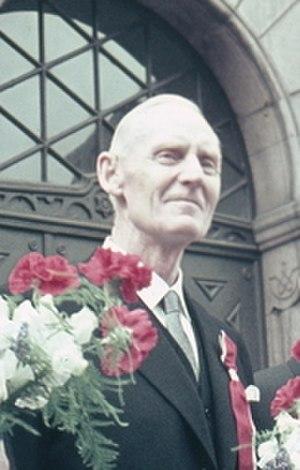 Alv Kjøs - Kjøs in 1964