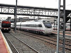 RENFE Class 120 / 121 - RENFE 120-6051 at Valladolid - Campo Grande (Valladolid)
