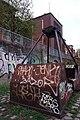 Am Spreebord, Heizkraftwerk Charlottenburg im Hintergrund, Berlin-Charlottenburg.jpg