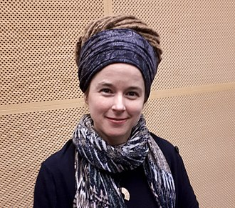 Minister for Culture (Sweden) - Image: Amanda Lind 2018
