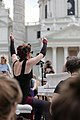 Amanda Palmer Open Piano for Refugees Vienna 2019 09.jpg