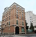 Ambassade de Libye en France, 6-8 rue Chasseloup-Laubat, Paris 15e.jpg
