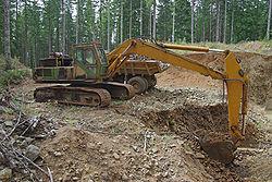 Borrow pit #