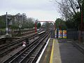 Amersham station look north to reversing sidings.jpg