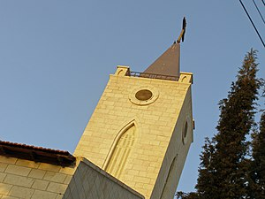 Amman-church-tower.JPG