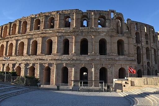 Amphitheatre d'el jem 11