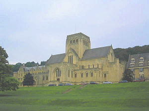 Ampleforth College - Ampleforth Abbey