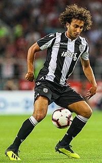 Amr Warda Egyptian footballer