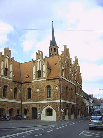 Salzwedel - Local Court of Salzwedel