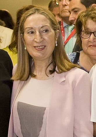 President of the Congress of Deputies - Image: Ana Pastor 2014