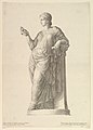 Ancient Statue of the Muse Thalia MET DP822295.jpg