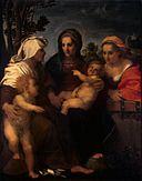Andrea del Sarto - Madonna and Child with Sts Catherine, Elisabeth and John the Baptist - WGA00375.jpg