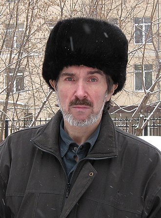 Andrei Gusev - Andrei Gusev in Moscow, 2009