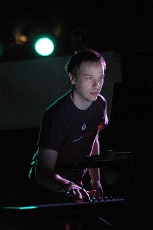 Iris (American band) - Andrew Sega joined Iris in 2002